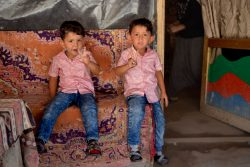 Coppia di gemellini - Cappadocia