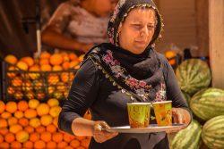 Venditrice di spremute - Cappadocia