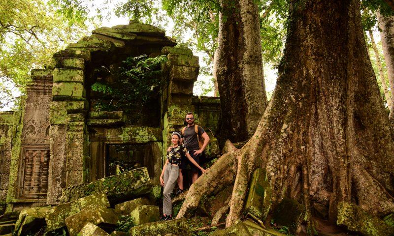 Visitare Angkor: Ta Prohm