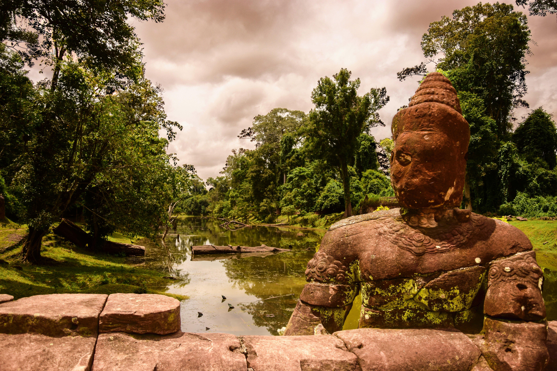 Visitare Angkor e dintorni
