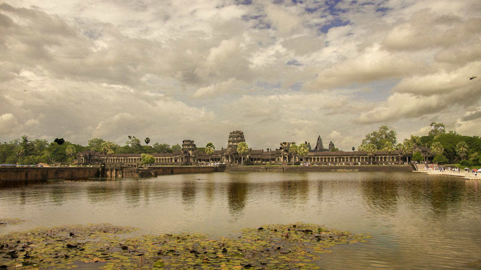 Visitare Angkor Wat
