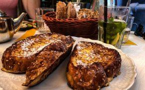 Pane fritto Challah da Puaa per colazione