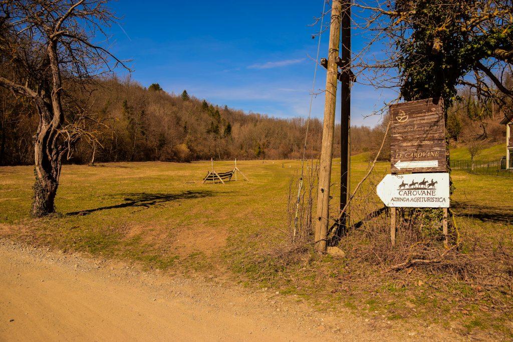 Agriturismo Le Carovane in provincia di Parma