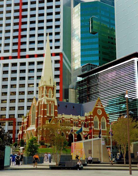 Albert Street Uniting Church Brisbane