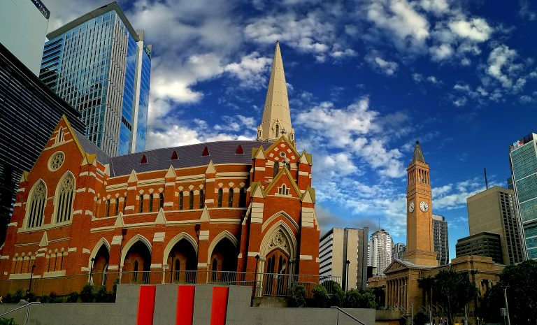 Brisbane Albert Street Uniting Church