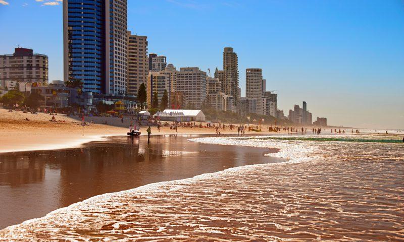 Da Brisbane a Gold Coast un giorno a Surfer Paradise