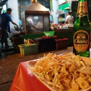 Il nostro pad thai a Bangkok