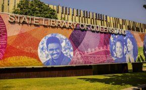State Library Queensland Brisbane