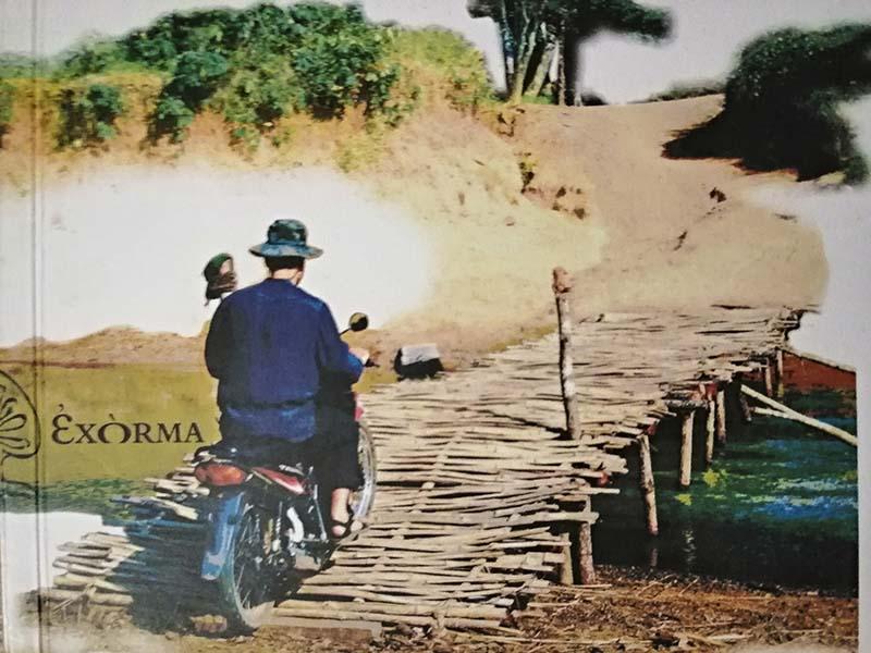 """Racconto di viaggio libro """"Un monaco free-lance"""""""
